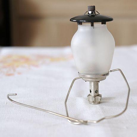 PRL - turystyczna lampa gazowa