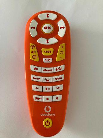 Comandos Remotos para Box Vodafone, TV, DVD, etc