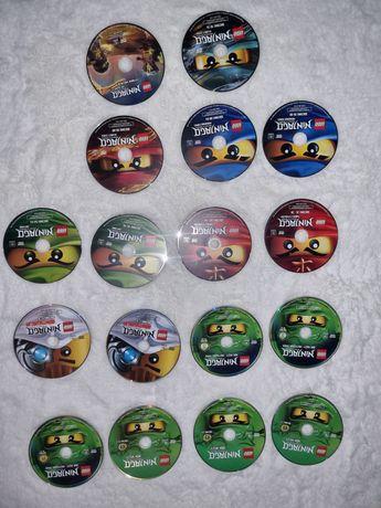 Lego ninjago 17 dvd