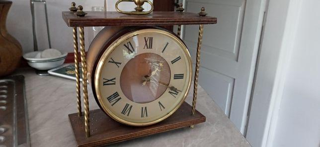 Rosyjski zabytkowy zegar VESNA