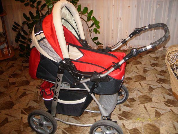 Wózek niemowlęcy