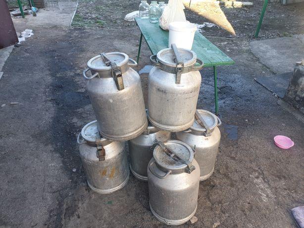 Бедон молочный 40 л ( алюминевый)