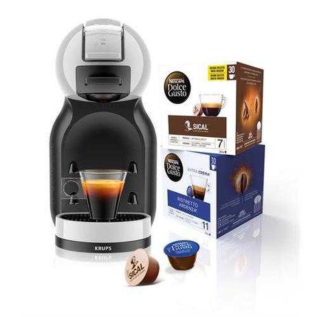 M.CAFE KRUPS EXP.DG.MINI-C-KP123BP13- of. 2cx café-nova-Pvp c/entrega