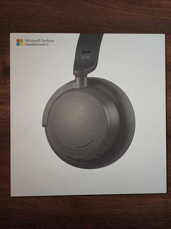 Jak NOWE Słuchawki bezprzewodowe bluetooth Surface Headphones2-GWARANC