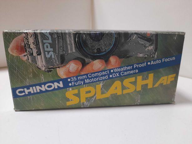 Máquina fotográfica Chinon Splash AF
