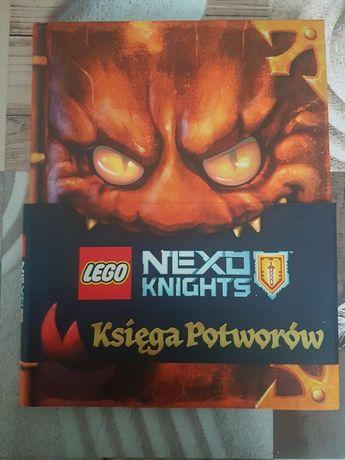 Lego Nexo knights   Księga Potworów (-33% ceny!)