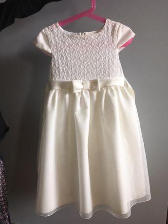 Sukienka na wesele, komunię 116