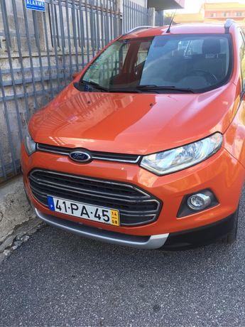 Ford ecosport 1500 diesel