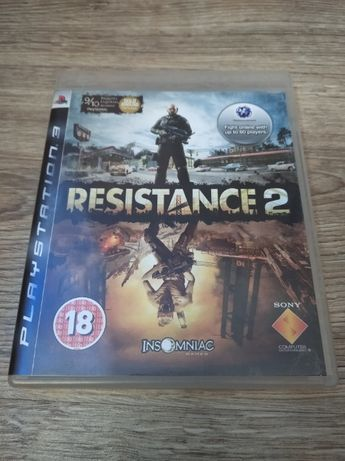 Gra PlayStation 3 RESISTANCE 2 PS3