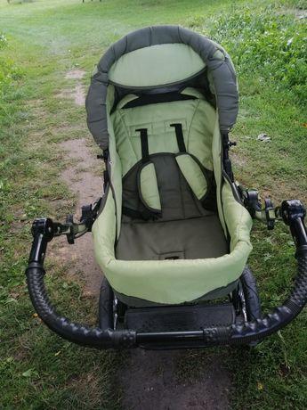 Wózek 2w1. Firma ADBOR