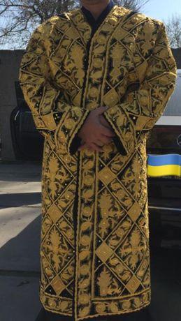 Узбекский халат Чапан!