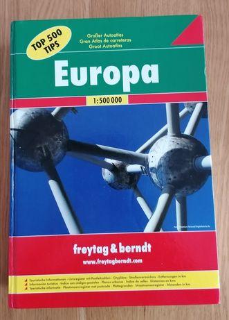 Sprzedam Samochodowy ATLAS EUROPY