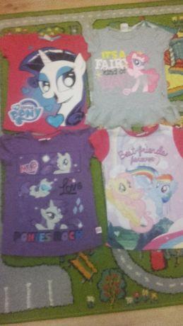 bluzki Pony rozmiar 116