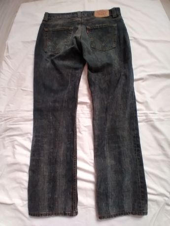 Spodnie męskie Levi's 511 slim.