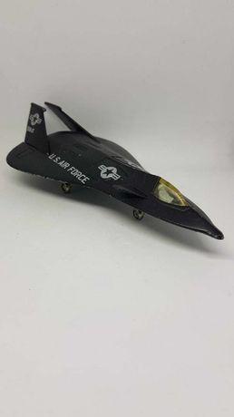 модель самолет F-19 Fighter Jet / 1987 ERTL