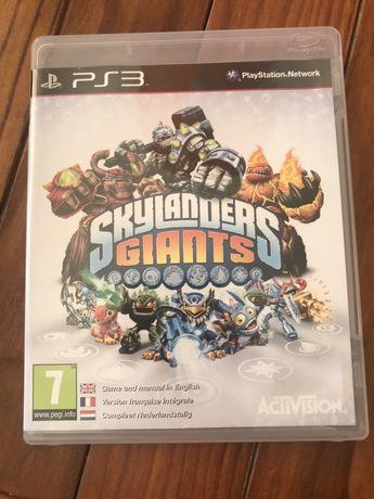 Jogo Skylanders PS3- jogo + portal