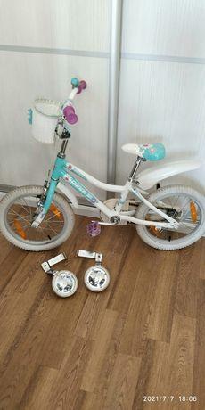 Велосипед для дівчинки Giant puddin -16.