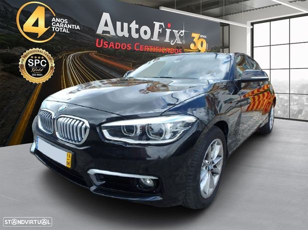 BMW 118 d xDrive Line Sport