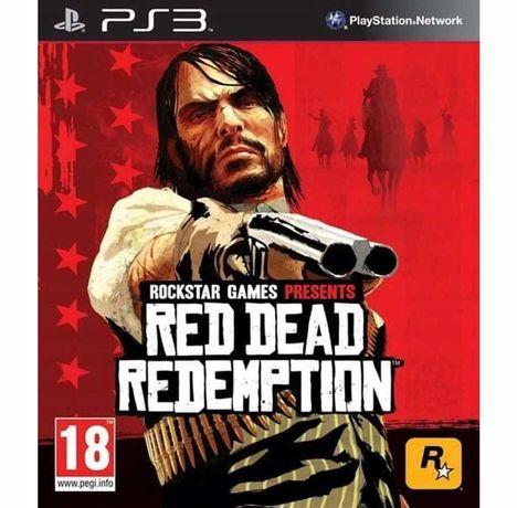 Red Dead Redemption PS3 używana Video-Play Wejherowo