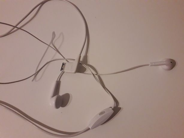 Auricular Samsung branco