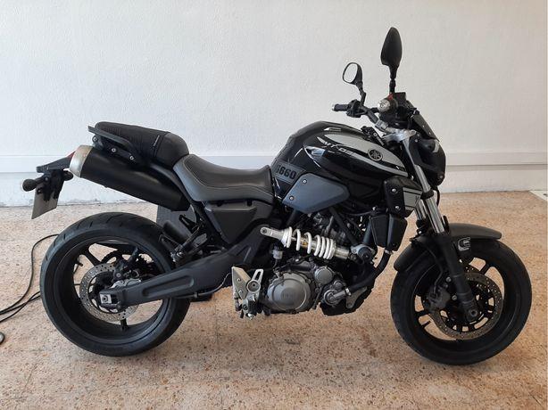 Yamaha MT-03 660cc de 2007 (irrepreensível)