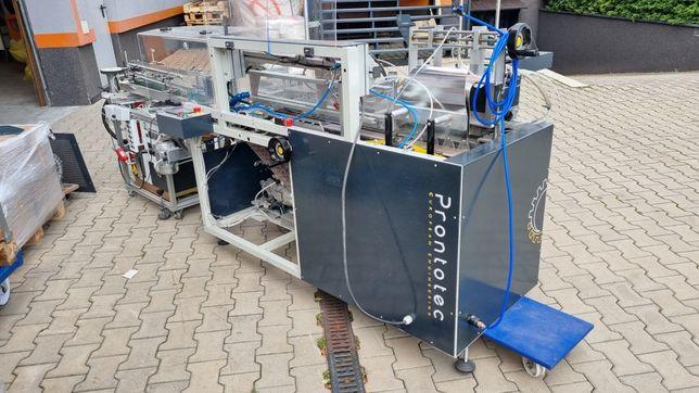 Automatyczna maszyna do wklejania tasiemki do książek ,kalendarzy