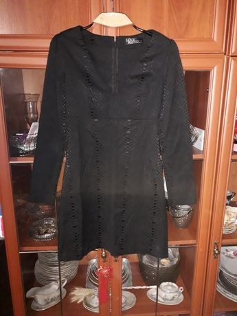 Продам чёрное платье