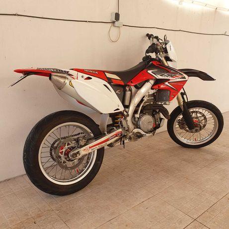 Honda crf 450 impecável