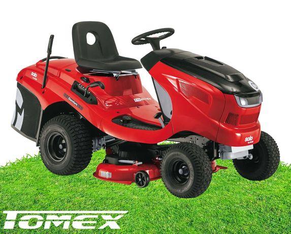 Nowy traktorek ogrodowy z koszem AL-KO by SOLO T15-93.7 HD-A Moc 15 KM