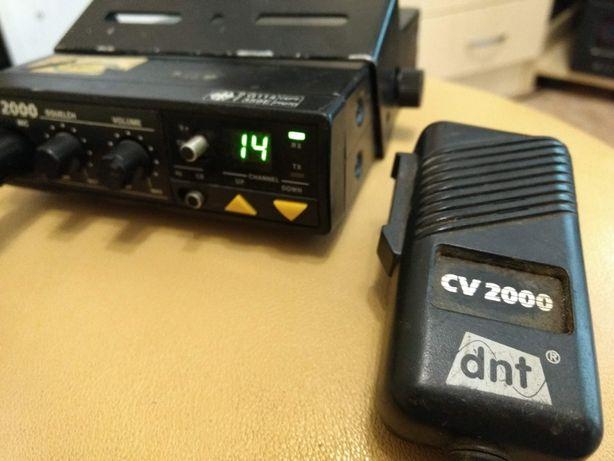 Автомобильная рация DNT CV2000