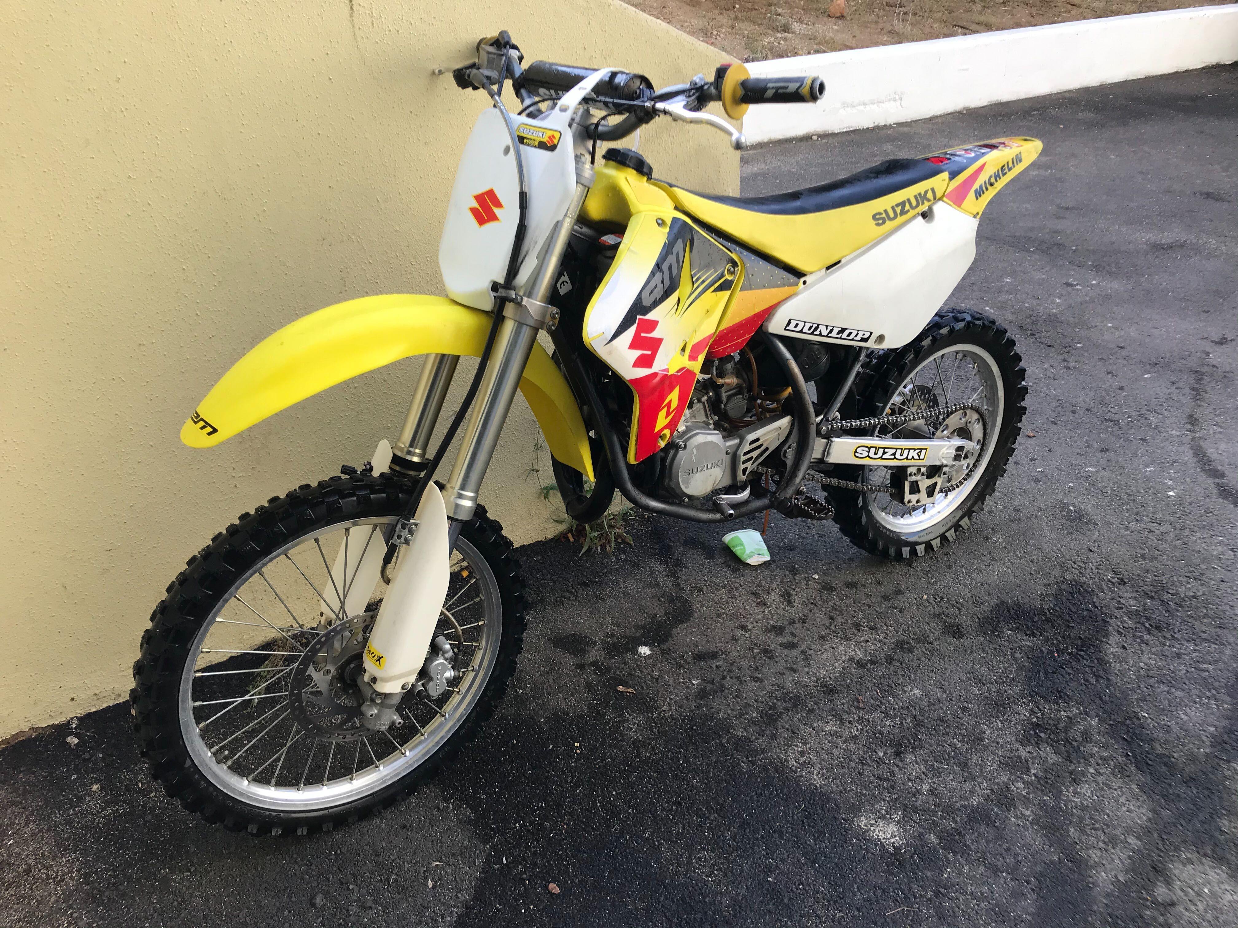 Suzuki Rm 85 impecavel