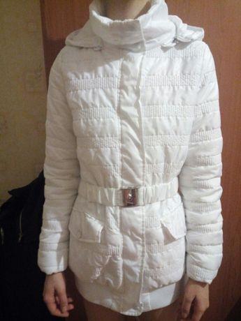 Куртка зимняя на девочку-подростка