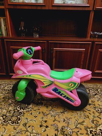 Беговел мотоцыкл