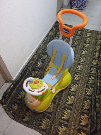 Carrinho de brincar chicco