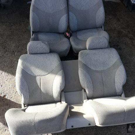 Land Rover Freelander I,fotele,3-drzwi