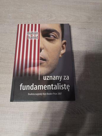 Książka - Uznany za fundamentalistę