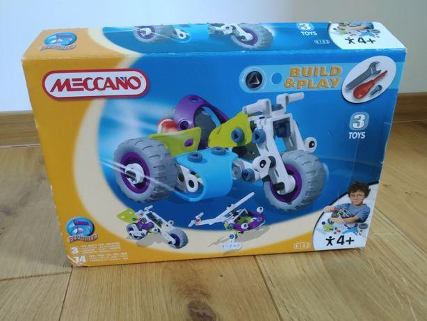 Klocki Meccano zestaw 4103 Build & Play