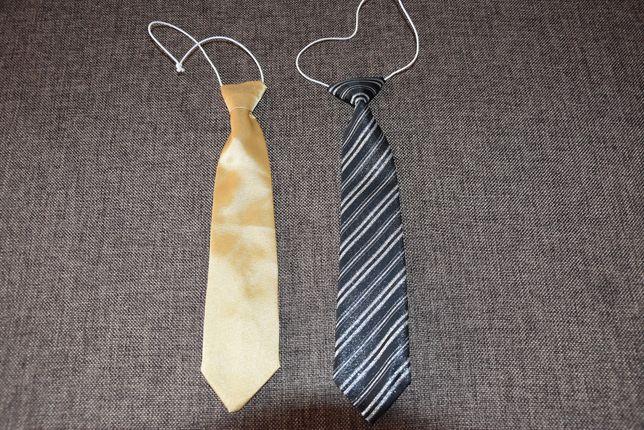 Dwa krawaty dla małego eleganta