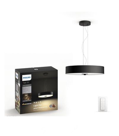 Philips Hue Fair Czarny