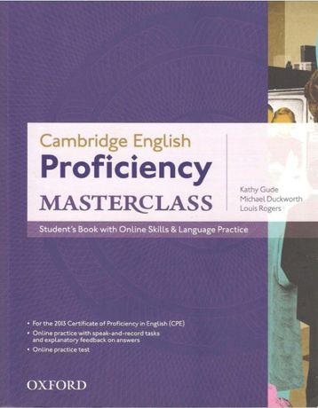 Cambridge English Proficiency Masterclass CPE +Audio