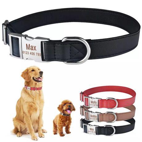 Coleira personalizada cão / gato