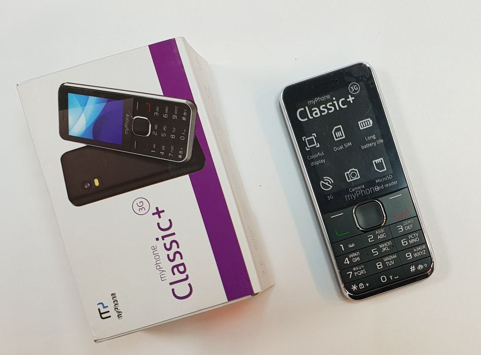 MyPhone Classic + Ostrów Wielkopolski - image 1