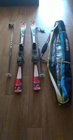 Горные лыжи Volkl - RTM 73 166 (2014-2015) 166см (2014 - 2015)