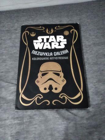 Kolorowanka Star Wars