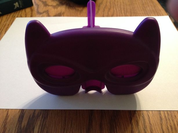 Okulary 3D maska LEGO Batman Movie - zabawka z kolekcji McDonald`s