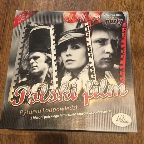 POLSKI FILM - Gra towarzyska NOWA planszowa quiz