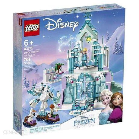 Lego Magiczny lodowy pałac Elsy 43172 Nowy