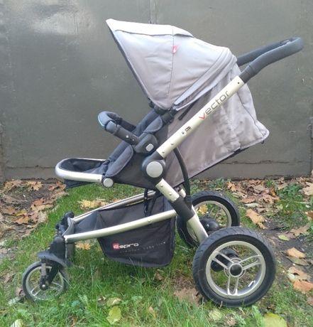 !!! Super wózek 3w1 Espiro Vector !!!