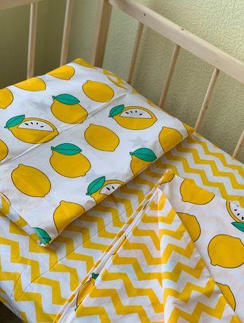 Сменное постельное белье детское