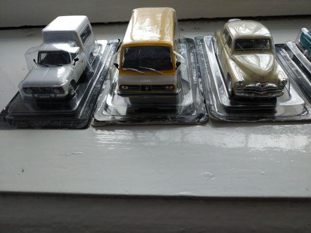Модели 1:43 коллекционные